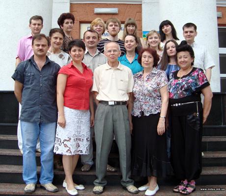 Кафедра информатики НГАУ