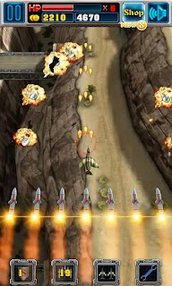 Air Attack Death for Android, Games Android Air Attack Death