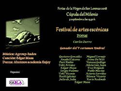 FESTIVAL CÚPULA DEL MILENIO 2018