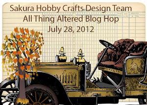 Sakura Blog Hop