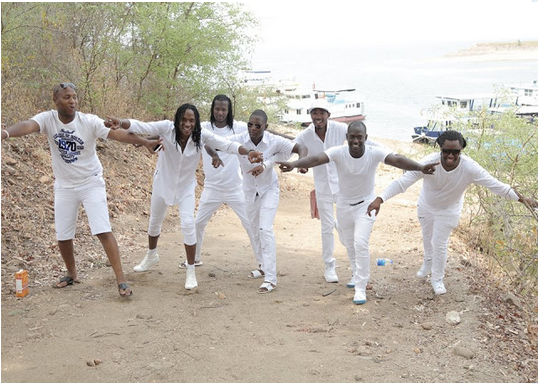 PHOTOS; Jah Prayzahs All White Party