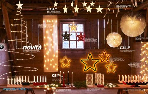 Canzone pubblicit ikea basta poco per vivere insieme il - Ikea addobbi natalizi ...