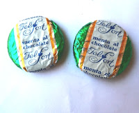 Menta al chocolate de FelFort