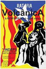 Cartell de la Ratafia VolcânicA