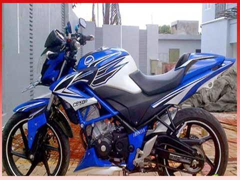 Koleksi Terkait : Foto Modifikasi Honda CB150R Terbaru title=