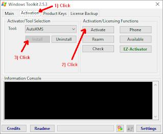 Cara Aktivasi Windows 10 RTM