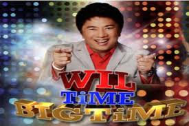 Wil Time Big Time September 17, 2012