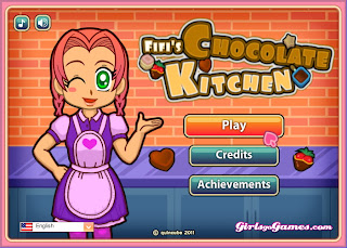 Fifi's Chocolate Kitchen