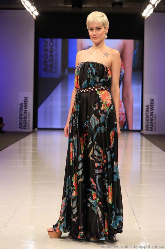 Vestidos verano 2015. Benito Fernandez primavera verano 2015 moda.