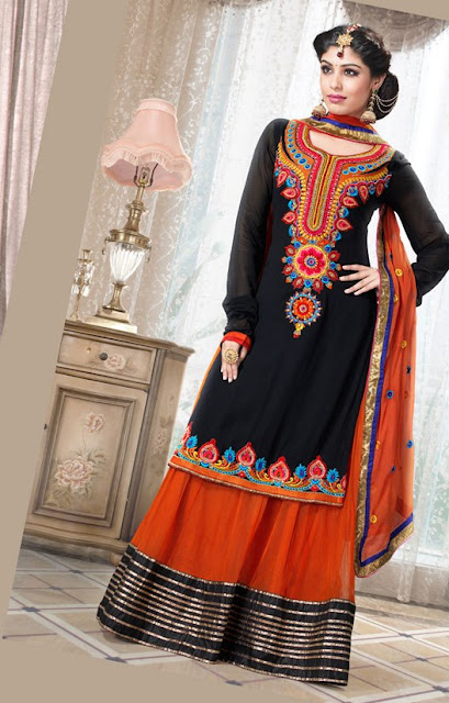 Republic Of Fashion Punjabi Suit And Salwar Boutique Best Embroidery Designs