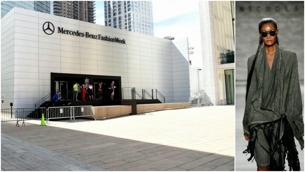 !La Semana de la Moda de Mercedes-Benz Se Apodera de la Ciudad de Nueva York!