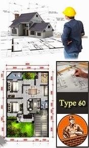 rumah type 60