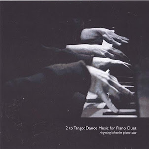 2 to Tango: Music for Piano Duet