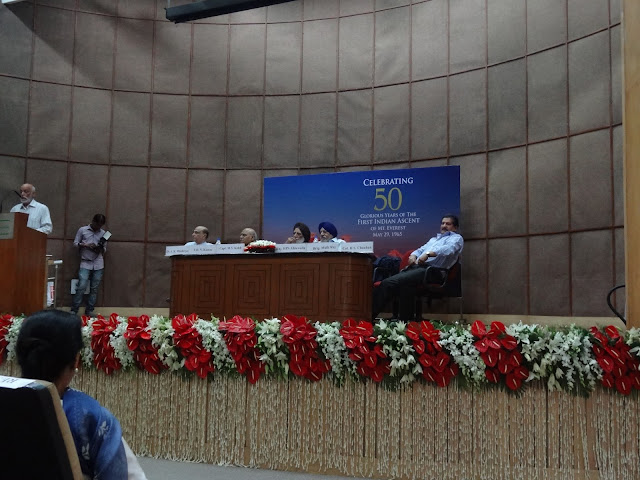Indian Spinal Injuries Centre Commemorates 50 Years of India's Historic First Successful Expedition to Mount Everest