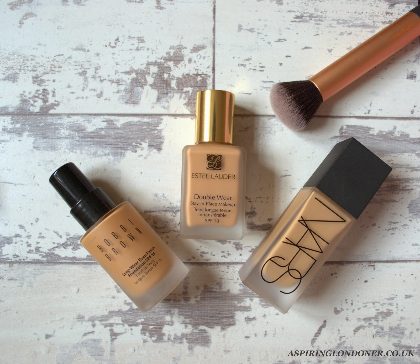 Best Foundations For Oily Combination Skin ft Nars, Bobbi Brown, Estee Lauder - Aspiring Londoner