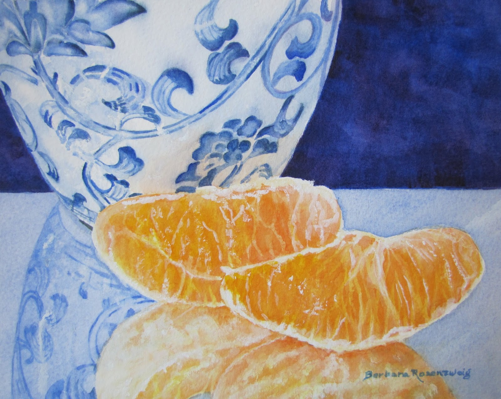 https://www.etsy.com/listing/157557764/blue-white-ming-vase-orange-art-print-of?