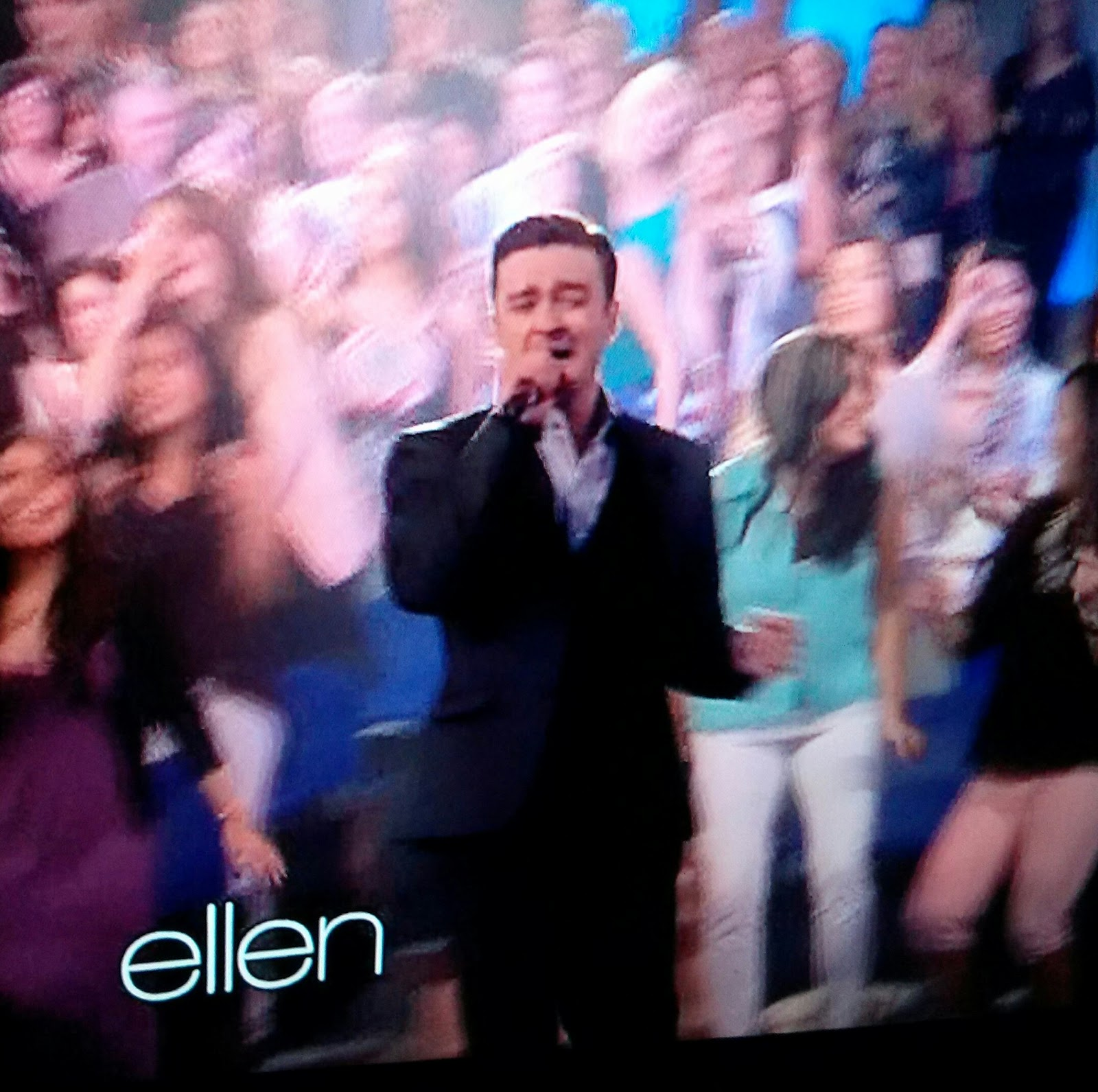 FREE IS MY LIFE: WIN Justin Timberlake Tickets from @TheEllenShow ...