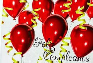 Feliz Cumpleaños con Globos, parte 4