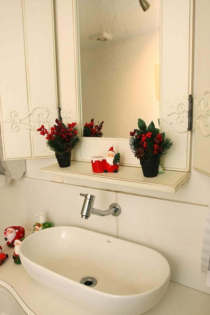 decoracao de lavabo para o natal : decoracao de lavabo para o natal:Siga-nos e fique por dentro das novidades: FANPAGE e INSTAGRAM