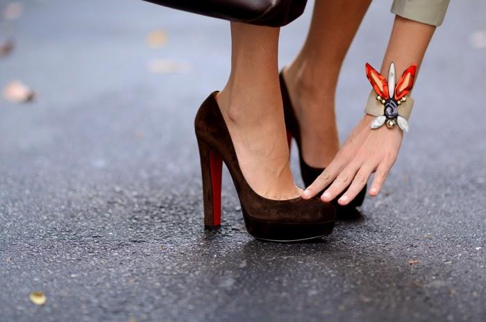 Zapatos de moda para la oficina