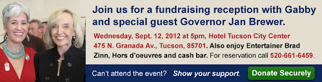 Join us Wednesday 9/12/2012 and Hotel Tucson City Center
