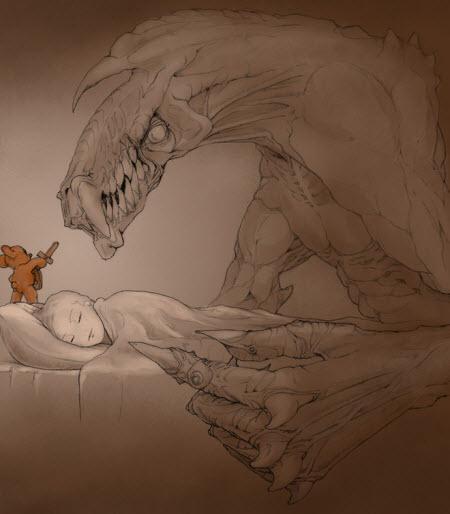 Porqué los niños duermen con ositos de peluche?