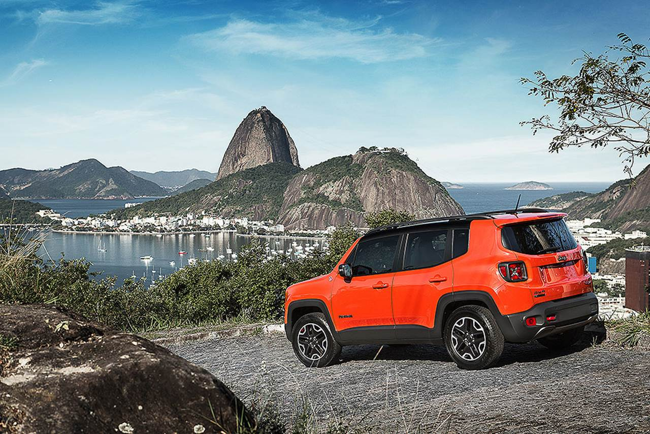 Jeep Renegade Trailhawk Completo