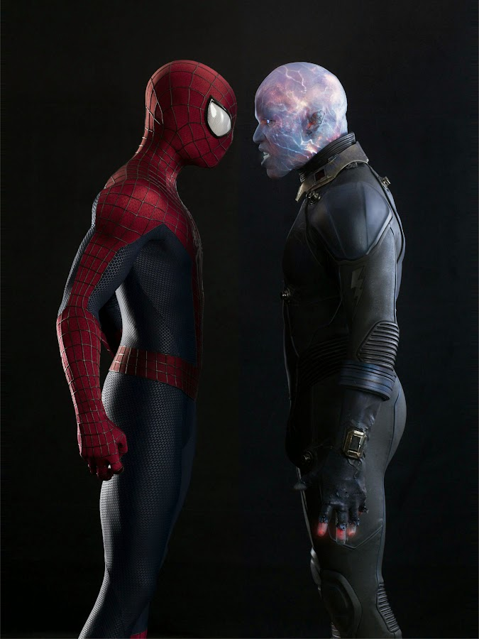 Greek subtitles for The Amazing Spider-Man 2 2014 720p ...