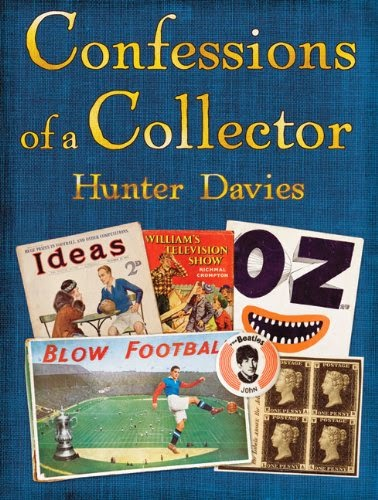 Hunter Davies Confessions of a Collector Retrotrace Vintage Blog