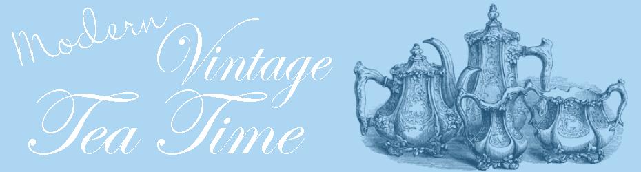 Modern Vintage TeaTime