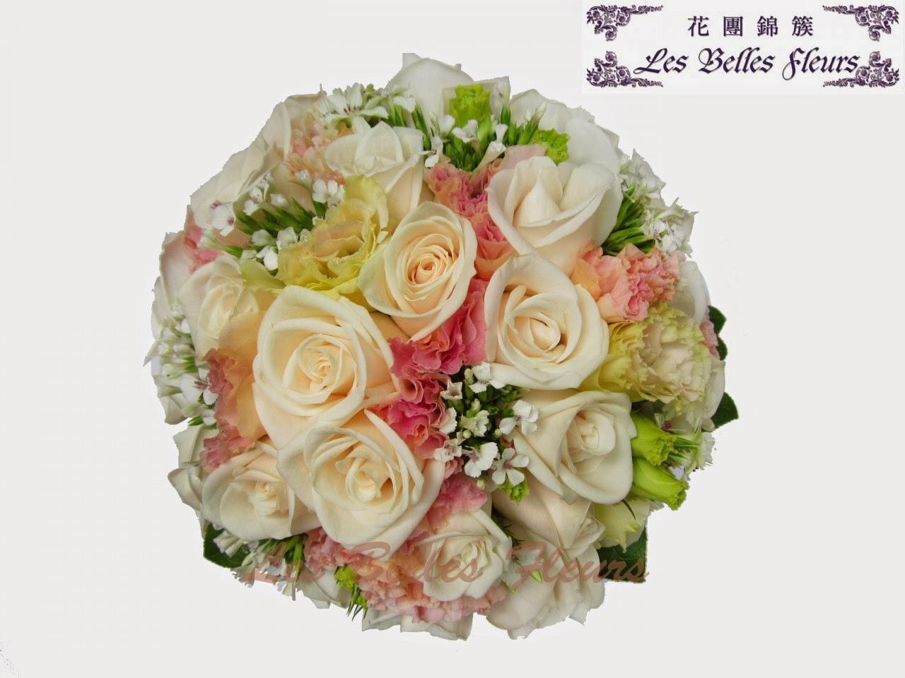 玫瑰花球是他們最多的產品之一