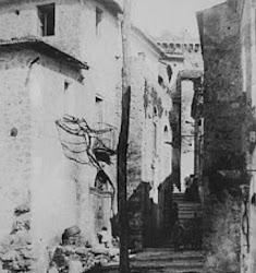 VICOLO SAN COSTANZO - Anni 30 (XX sec.)