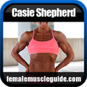 Casie Shepherd Female Physique Competitor Thumbnail Image 1