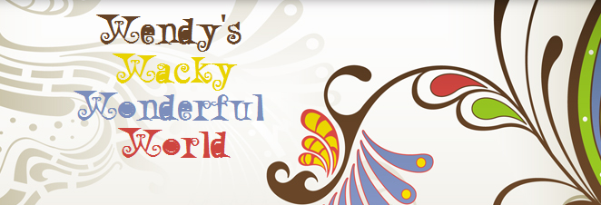 Wendy's Wacky Wonderful World