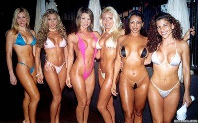 Micro Bikini's - Scabenga Girls