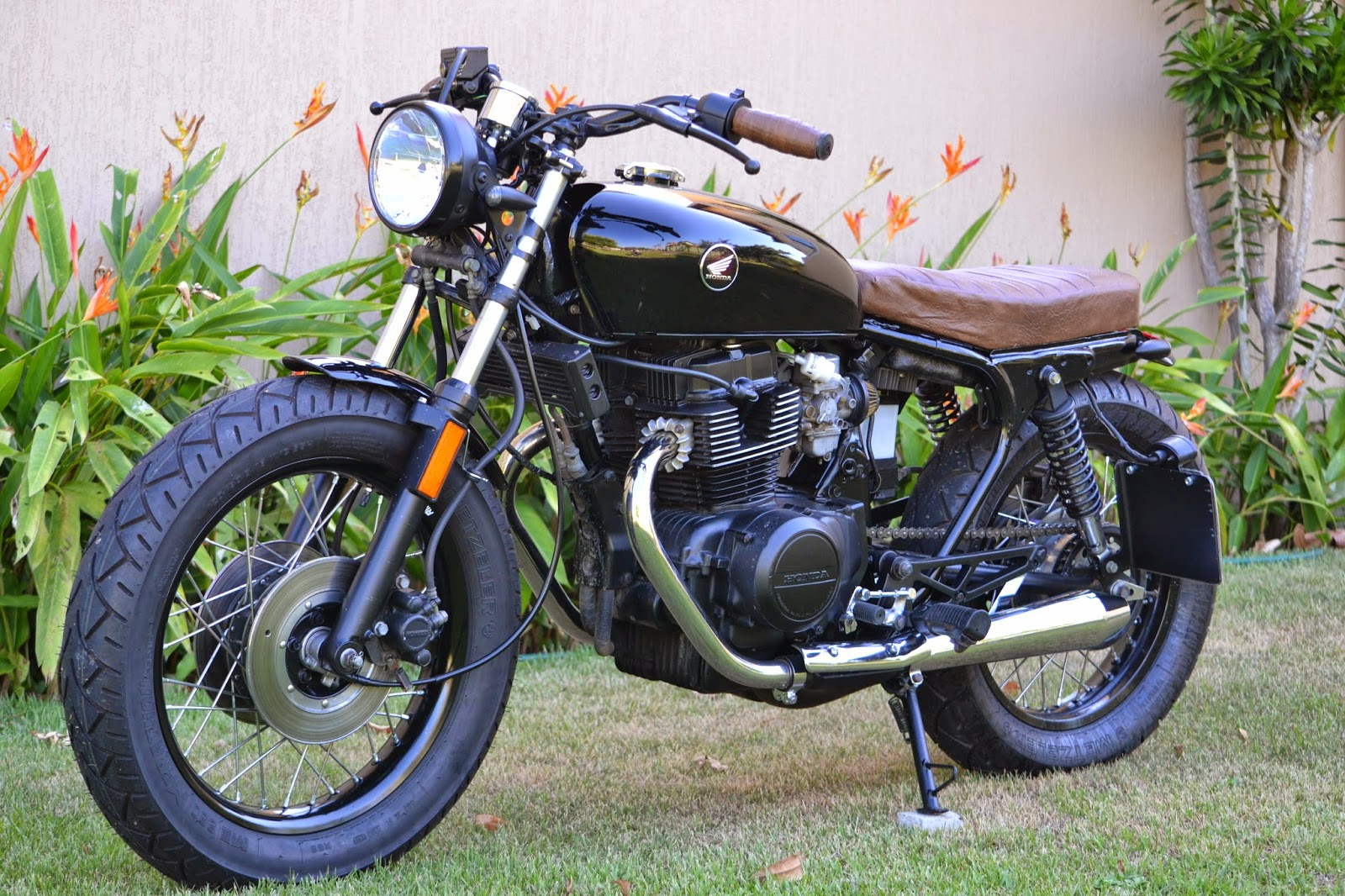 Cafe Racer Cb 450 Ide Dimage De Moto Bike Wiring Diagram Cb450 Street Tracker Free Image About