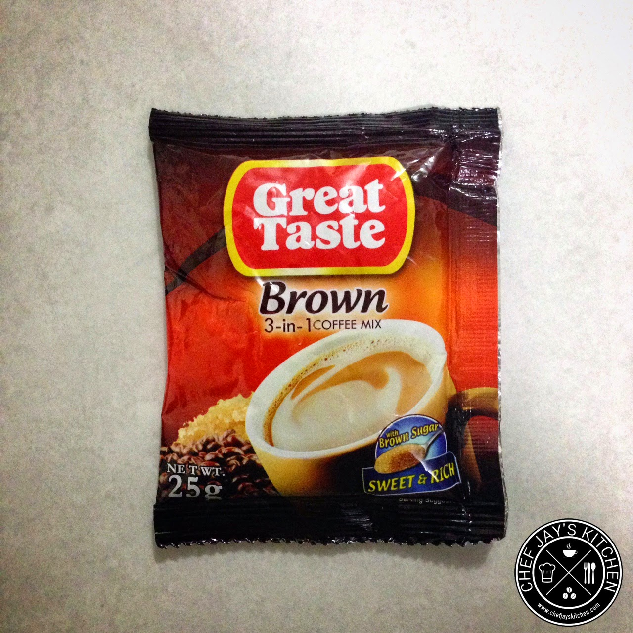 Brown Coffee Brands in the Philippines Review - Great Taste Brown