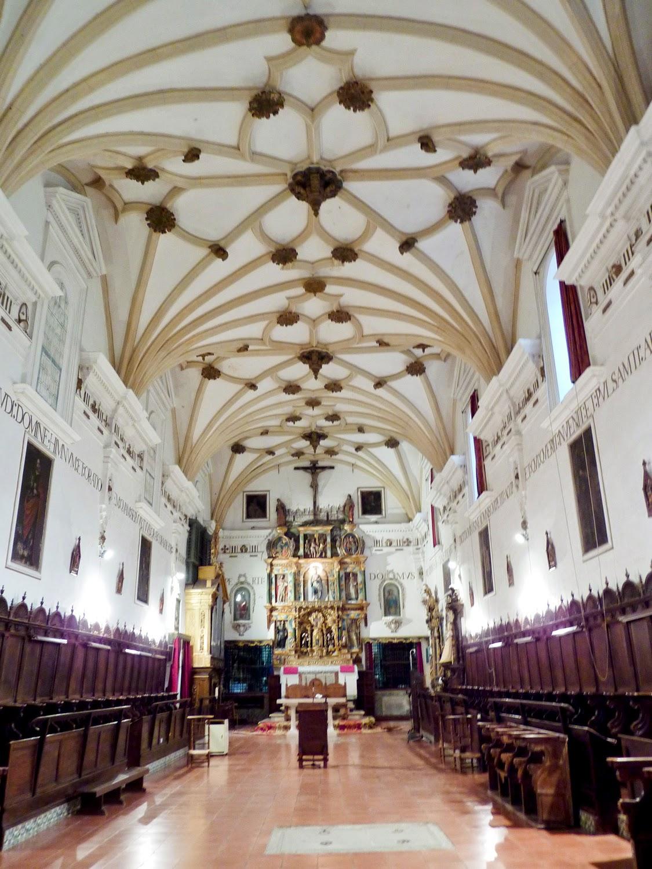 Iglesia Monasterio de San Clemente en Toledo