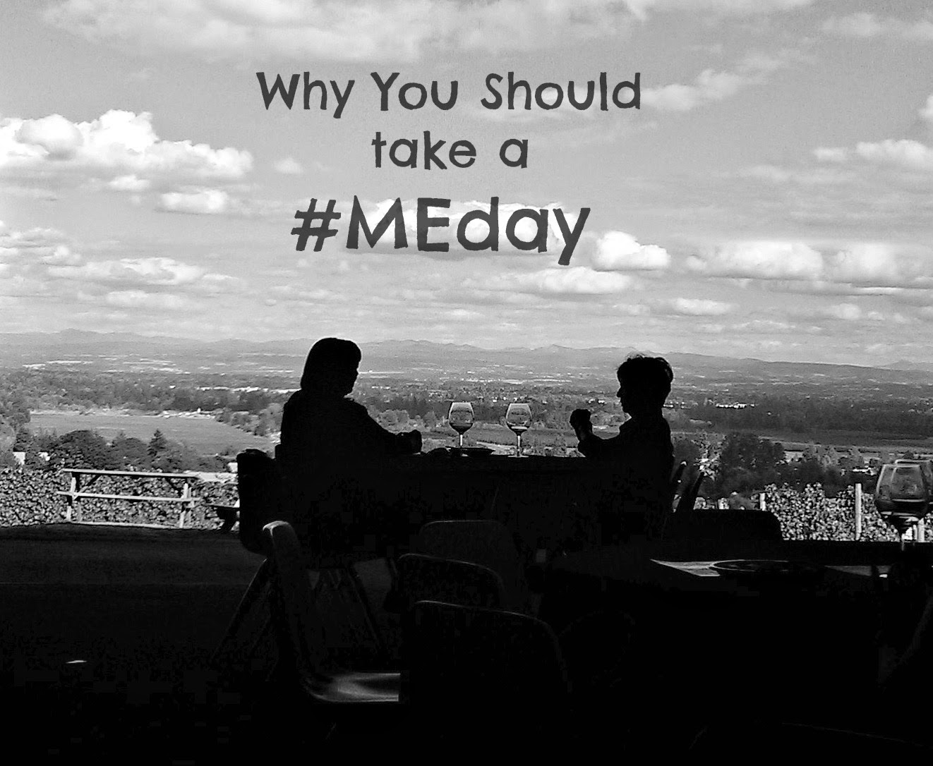 Why I took a #MEday - and why you should too. #sp
