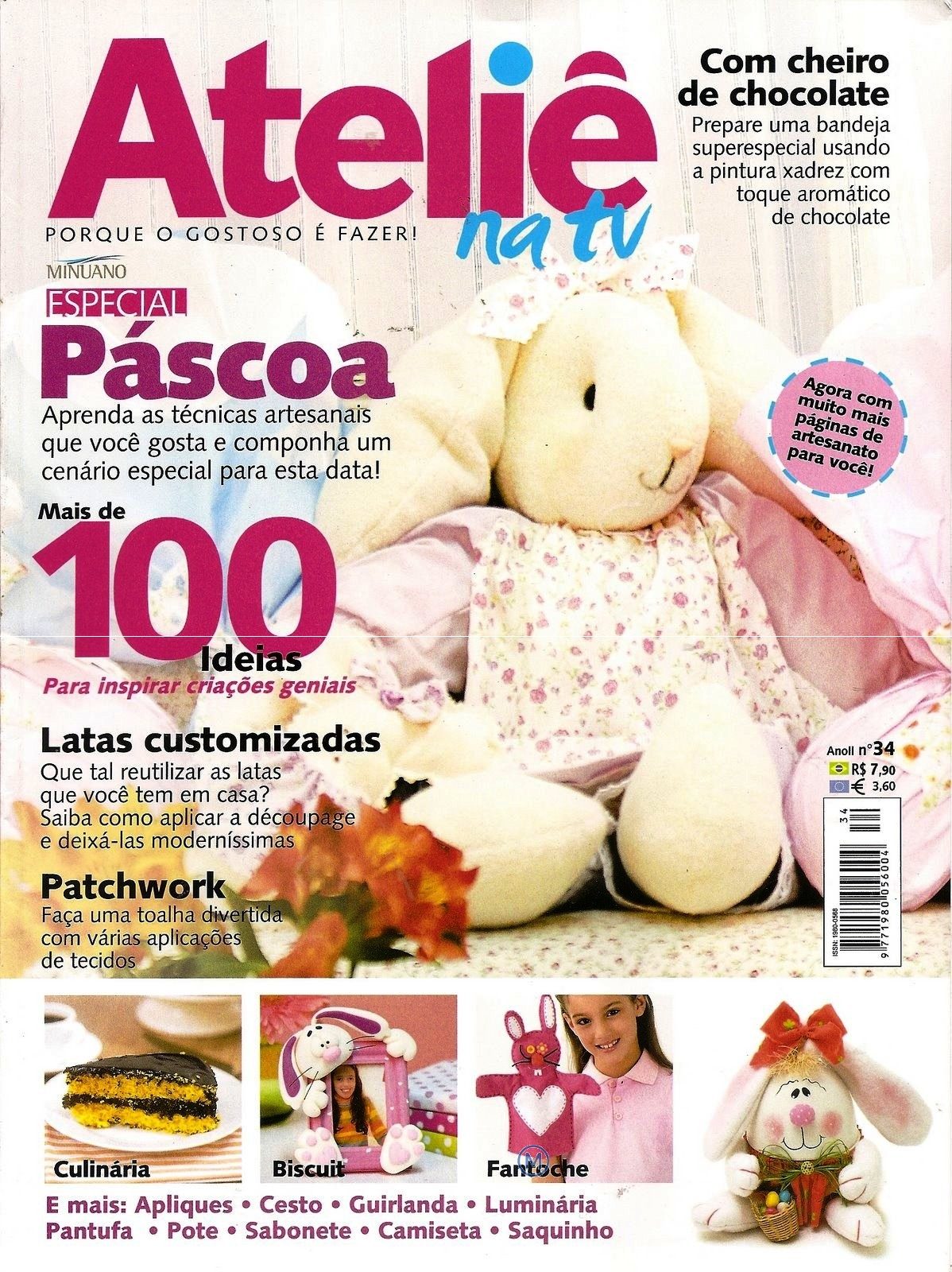 Andrea Artesanato Goiania ~ Mara Artesanato Downloads de Revistas