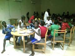 National U-13 team excites Akure residents