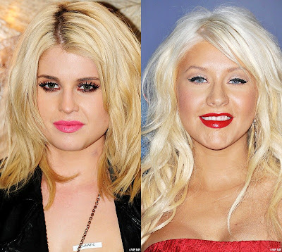 Kelly Osbourne vs Christina Aguilera