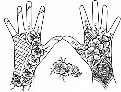 Hand Mehndi Design Mehandi Design Heena Designs Indian