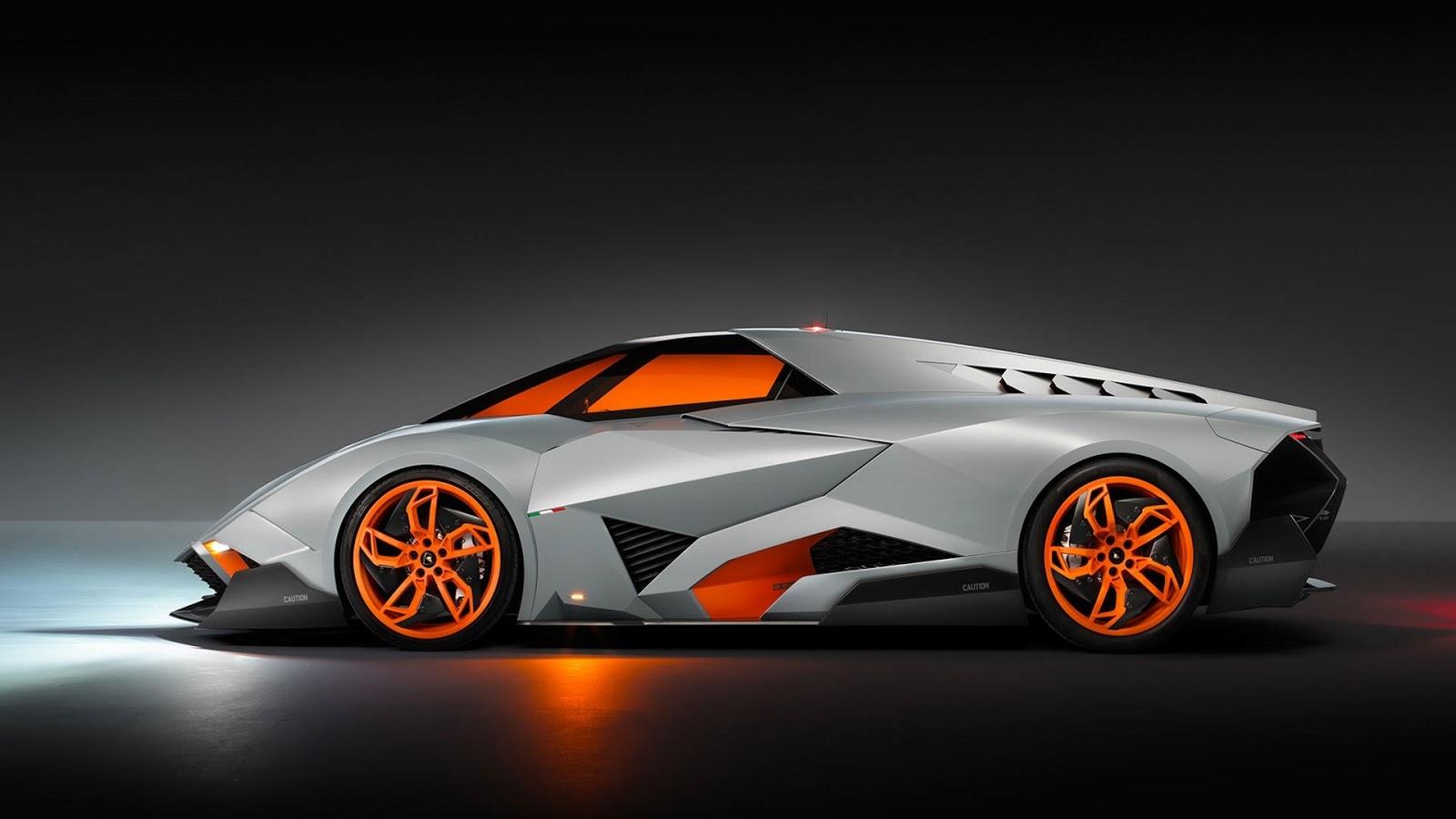 Lamborghini Egoista HD 1080p Resim |Hd Wallpapers