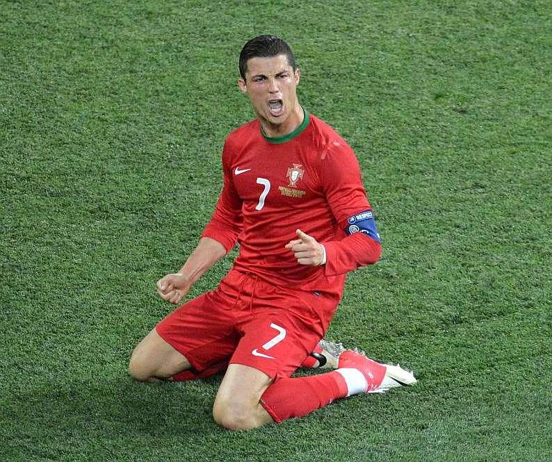 [EURO 2012] 1/4 De Finale Cristiano-Ronaldo