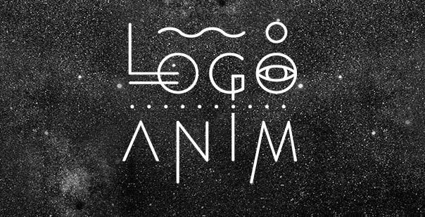 Logo Animation font