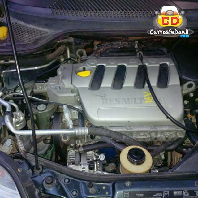 Renault 2002 motor 2