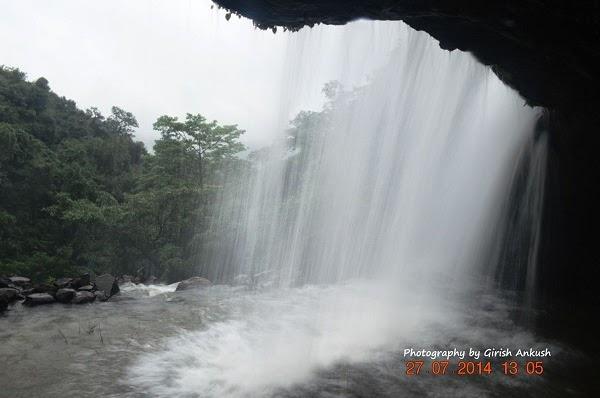 Lonavala water falls