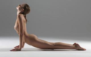 Yoga Foto Artistica Mujer