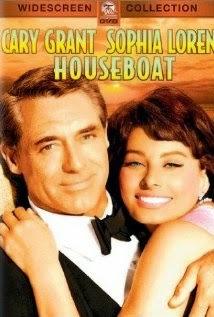 Lihsa's Reviews - Houseboat - Cary Grant, Sophia Loren (1958)